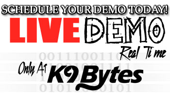 Schedule a live demo today