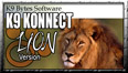 K9 Konnect Lion